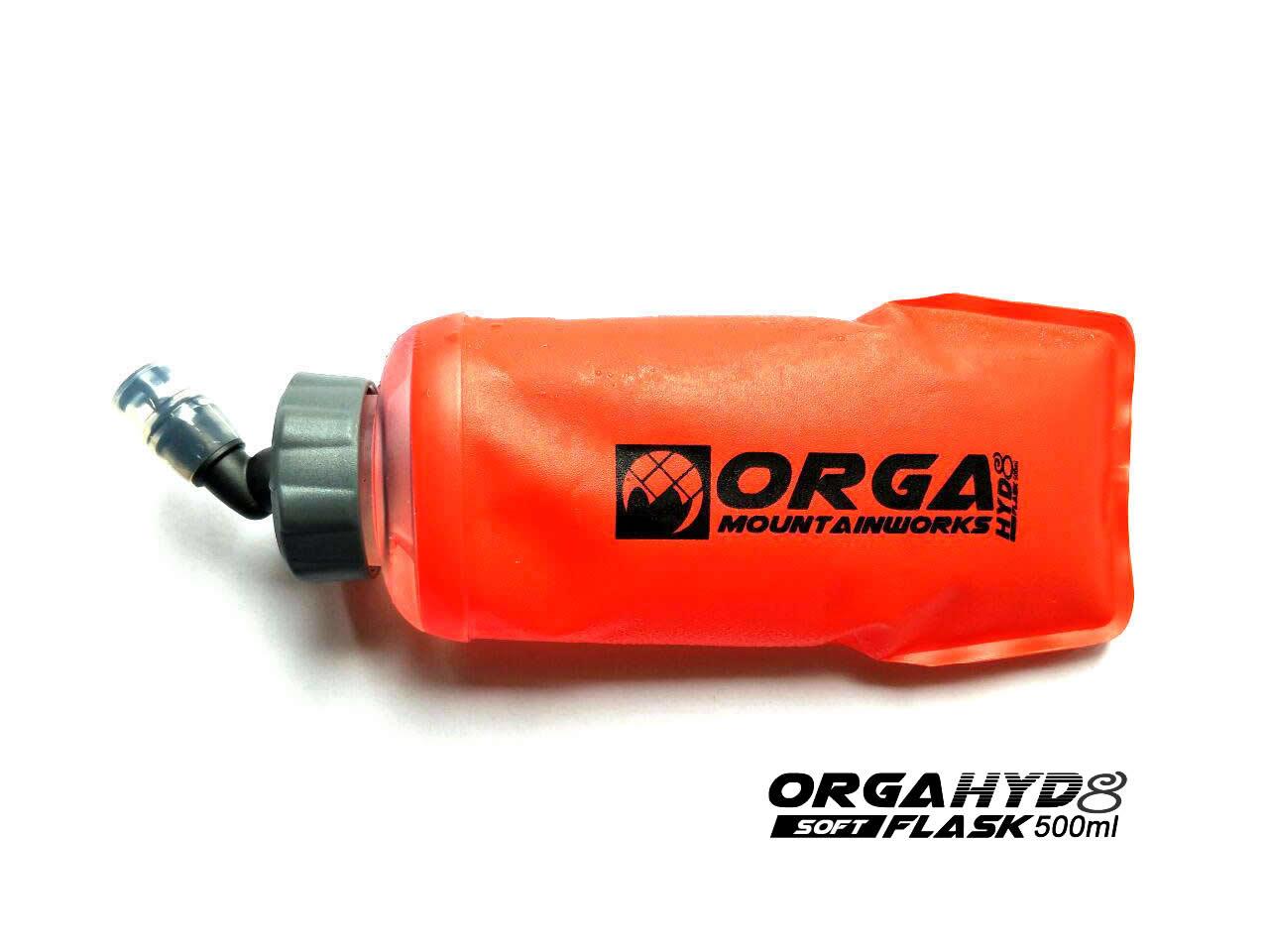 ORGA Hyd8 Soft Flask Combo 11