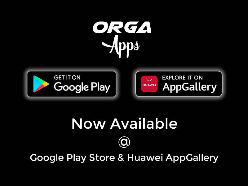 Orga Apps
